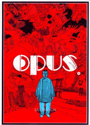 Cover to Satoshi Kon's Opus