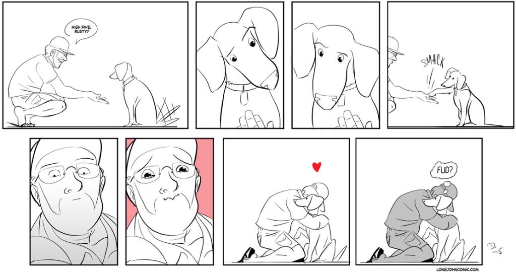Dan's Adventures in Dog-Raising