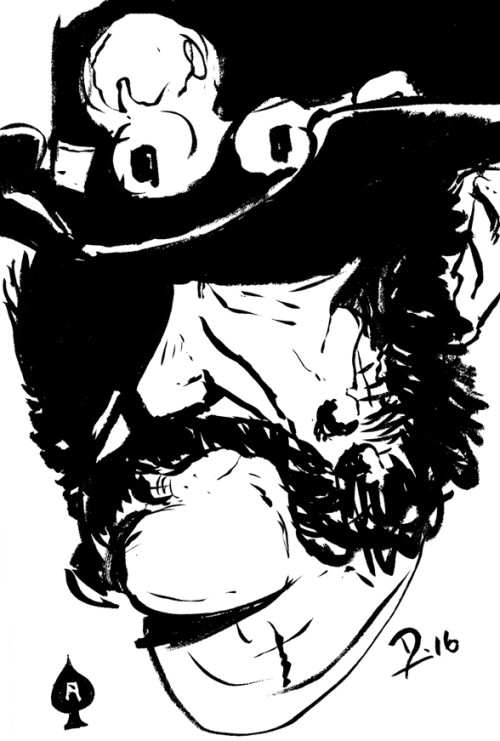 Sketch Fridays #14 - Lemmy