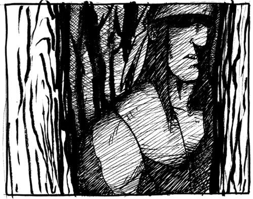 Sketch Fridays #17 - Sneak Peek #02. Click to enlarge.