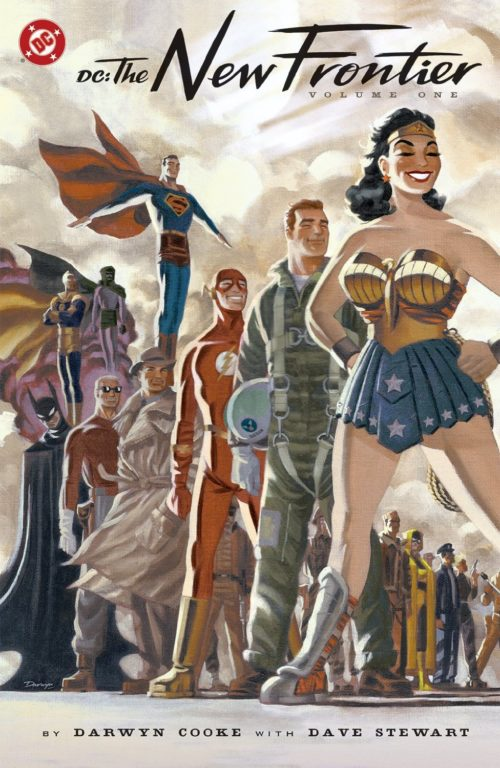 Darwyn Cooke's Justice League: New Frontier