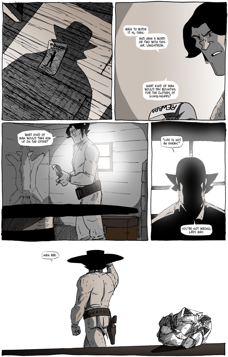 I did not draw this page very well. All apologies.
