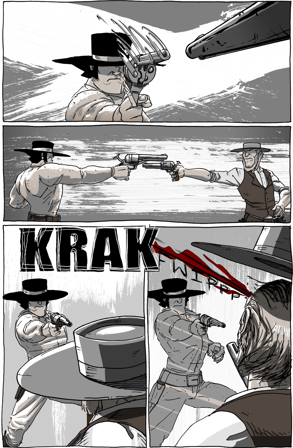 KRAK kills.